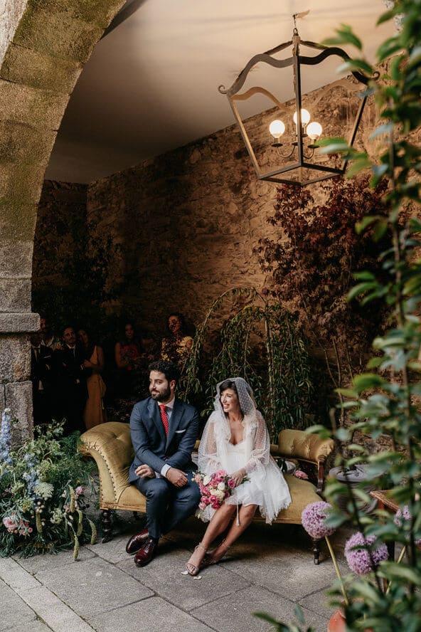 Festive Floral Wedding